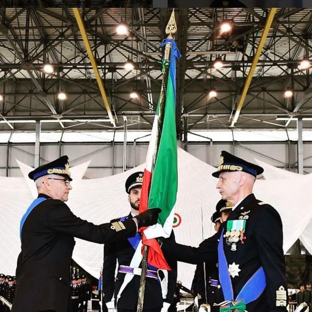 Gen. Rosso e Gen. Vecciarelli