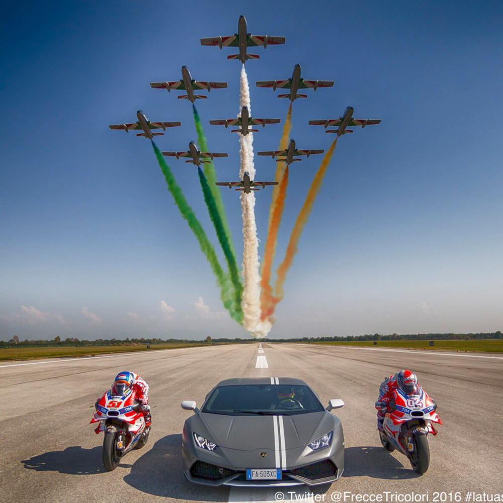 Aeronautica Militare Passioni Tricolori